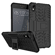 For HTC Desire 825 Case ShockProof Kickstand High Quality Phone Cover Hybrid Dual Layer Silicone + PC Armor Bags For HTC 825