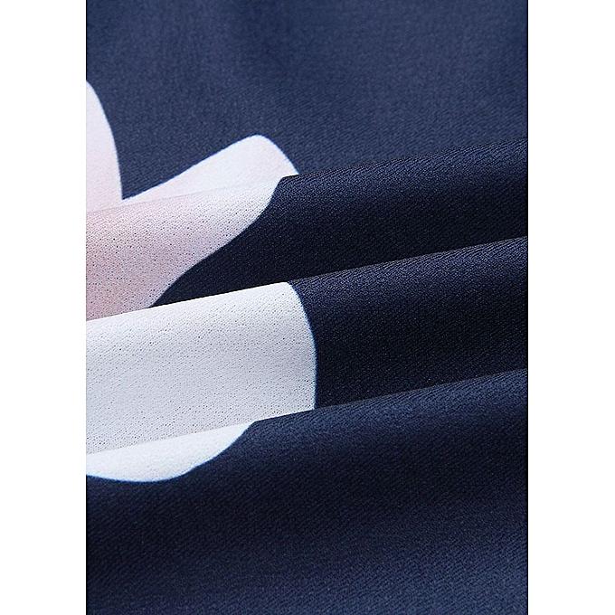 8fa9b9003a1 ... Women Skater Dress Spaghetti Straps Sleeveless High Waist Buttons  Pockets A-Line Cami Midi Dress ...