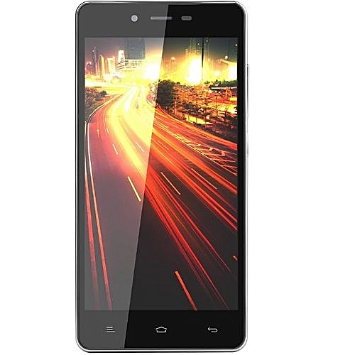 A718 Xplora Plus-Dual SIM -1.3GHz 8GB ROM 1GB RAM - 8MP+2MP - 5000mAh - Black