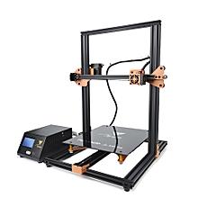 TEVO® Tornado DIY 3D Printer Kit 300*300*400mm Large Printing Size 1.75mm 0.4mm Nozzle EU PLUG