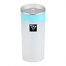 DC5 V 300ML Portable USB Humidifier Essential Oil Diffuser Ultrasonic Mist Office Car Home