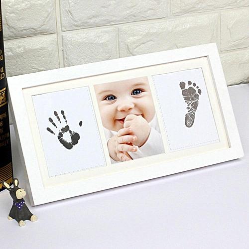 Buy Louis will Baby Handprint Kit - Newborn Baby Picture Frame ...