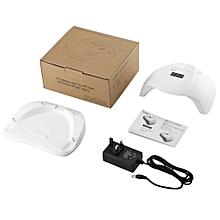 LCD Gel Polish 36 LED/UV Nail Dryer Lamp Motion Infared Sensor Timer Setting UK Plug