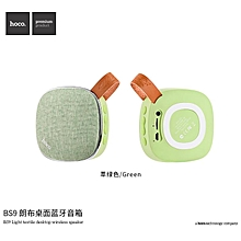 Hoco BS9 Portable Outdoor Wireless Bluetooth Sport Speaker with TF for Phone and Audio Player LBQ