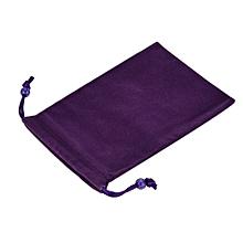bluerdream-1x Finger Monkey Bags Portable Kids Play Storage Bag Toys Rug Box For Monkey-Purple