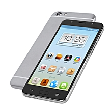 5.5 inch Screen MTK6580 Quad-Core Android 5.1 Dual Sim WCDMA/GSM Smartphone - Grey