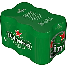 6 Pack Heineken Can 330ml