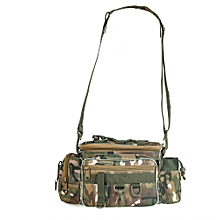 LEO 28012 Outdoor Hunting Lure Waist Pack Belt Waist Bag Fishing Tools Waist Camouflage Bag Pack