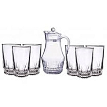 7 Pcs Drinking Glass Set