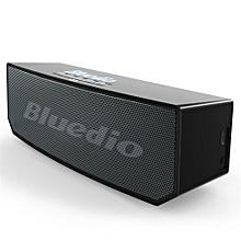 Bluedio BS 6 Smart Cloud Wireless Bluetooth Speaker 3 Drviers Voice Control Bass Stereo Soundbar