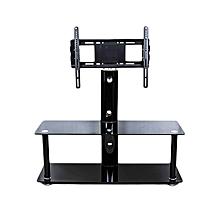 Best Modern TV Stand Model CG- 201B W/Bracket - Black
