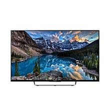 """50W800C- 50"""" - Full HD Digital LED Smart TV - Black"""