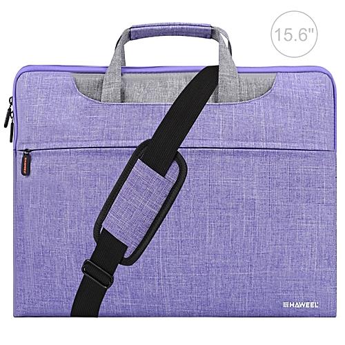 faccf4b834cf HAWEEL 15.6 inch Zipper Shoulder Handheld Laptop Bag, Forbook, Samsung,  Lenovo, Sony, DELL Alienware, CHUWI, ASUS, HP, 15.6 inch and Below ...
