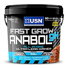 Fast Grow Anabolic - 4kg - Chocolate