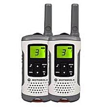 Motorola TLKR T50 2 Way Walkie Talkie (Export Sets)[ETA 4 working days]
