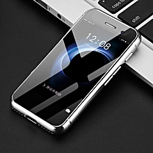 MELROSE S9 4G, 1GB+8GB+32GB TF, 2.45 inch, Android 7.0 MTK6737 Quad Core up to 1.5GHz, Support Bluetooth / WiFi, Network: 4G (Silver)