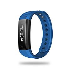 TLWD2 Waterproof Smartband Bluetooth 4.0 Smart Wristband Sleep Monitoring blue