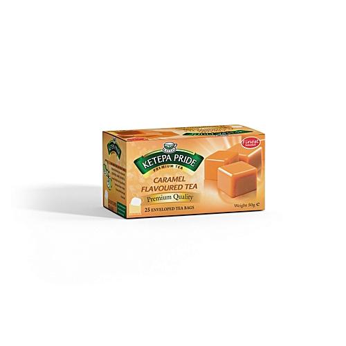 Caramel Flavored 25 Tea Bags
