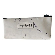 Pencil Bag Big Capacity Stationery Gift Cute Pencil Box Case School