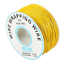 0.55mm Circuit Board Single-Core Tinned Copper Wire Wrap Electronic Wire Dupont Cable Jumper Cable