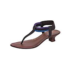 Blue Women's Multiple Gladiator Sandal