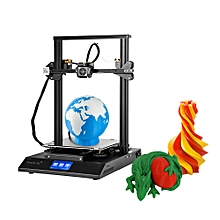 Creality CR-X 3D Printer Kit Precise Double Colors Printing Large Build Volume 50-180mm/s High Speed with Dual Extruder Hotbed Metal Frame