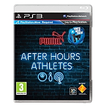PS3 Game After Hours Athletes