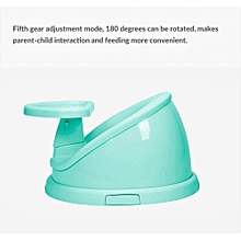 Xiaomi Mi Home QBORN Multifunctional Baby Chair 180 Degree Rotable Washable Portable Food Grade Material Baby Seat Highchairs