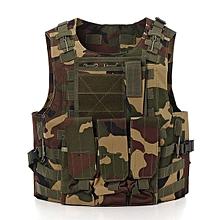 Tactical Military SWAT Vest Law Enforcement