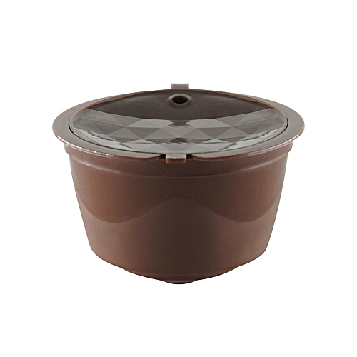 ... Duanxinyv 1PC Refillable Coffee Capsule Cup Reusable Filter For Dolce Gusto Nescafe