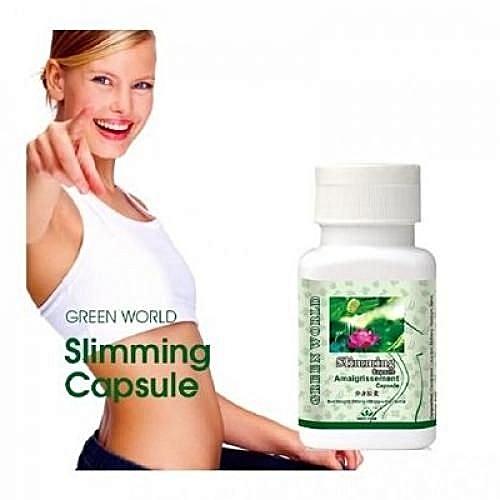 Buy Green World Slimming Capsule 60 Capsules Best Price Jumia