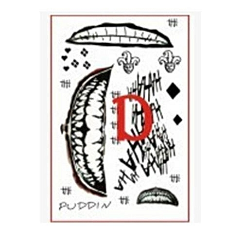 Buy Beauty Fancyqube New Temporary Tattoo Suicide Squad Harley Quinn