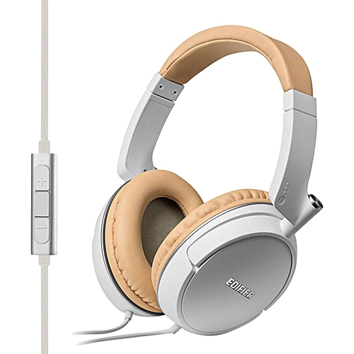 LEBAIQI Edifier P841 High Quality Mobile Phone Headphones with Call Answering Function