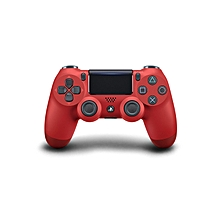 PS4 Accessory Wireless Joystick Red