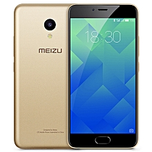 MEIZU M5C 4G Smartphone 5.0 inch Android 6.0 MTK6737 Quad Core 1.3GHz 2GB RAM 16GB ROM 8.0MP Rear Camera  - GOLDEN