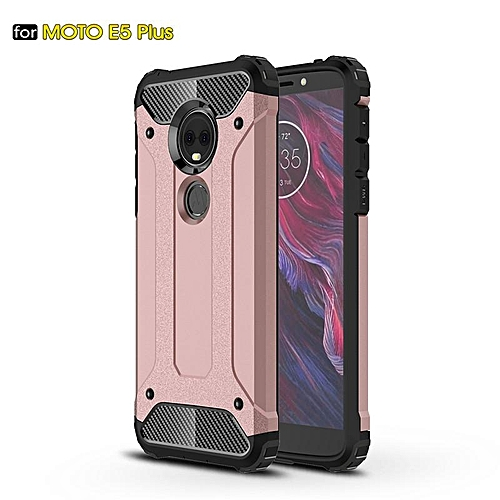 release date: 0f1bc 24176 For Motorola Moto E5Plus Case Hybrid Durable Shield Armor Rugged Shockproof  Back Cover For Motorola Moto E5 Plus Case 332419 c-4 (Color:Main Picture)