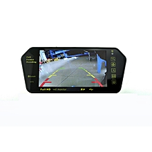 7-inch Rear view mirror with Bluetooth HD Rear view mirror