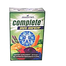 Complete Phyto Energizer - 30 Capsules