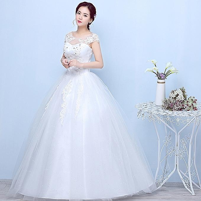 Afankara Womens Wedding Dressbride Gown Best Price Jumia Kenya