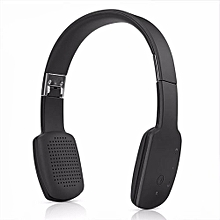 Bluetooth 4.1 Wired+Wireless Stereo HIFI Headphone Sport Headset With Built-in Microphone Earphone For Iphone Xiaomi PC Black