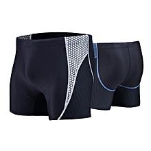 Xiaomi 7th Summer Men LYCRA Fiber Polyester Beach Shorts Quick Drying Swimwear Swimming Trunks