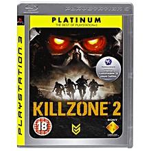 PS3 Game Killzone 2 Platinum