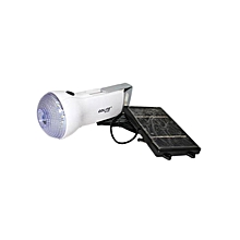 Rechargeable LED Torch/Bulb - White