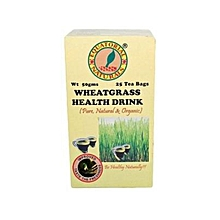 Naturals Wheatgrass Health Drink 50 g 25 Bags