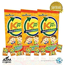 Kiddi C24/7 Nutra-Ceutical Gummy