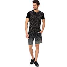 Grey Fashionable Shorts