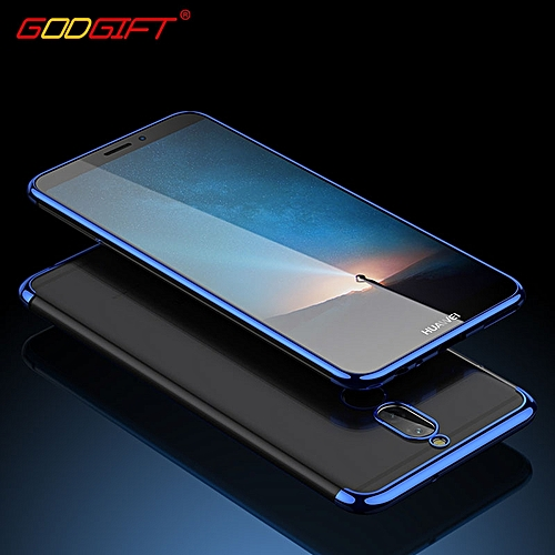 more photos b5f97 cbd57 For Huawei Nova 2i Case Luxury for Huawei Nova2i Silicone Case Soft Cover  For Huawei Nova 2i Back Cover Phone Cases 191494 Color-0