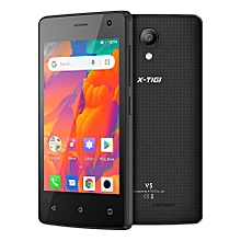 "V5 - 4.0"" - 8GB+1GB - Android 8.1- Dual SIM- Black"