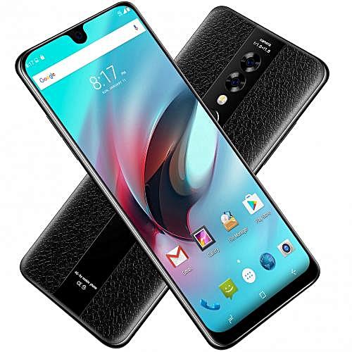 6ddb02719d1 Generic 6.2〞Smartphone Face/Fingerprint Unlock 4GB RAM+ 64G ROM eight cores  Android9.1-black
