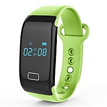 Smart Watches, JW018 Newest Fitness Bracelet Heart Rate Monitor Bluetooth Smart Watch(Green)